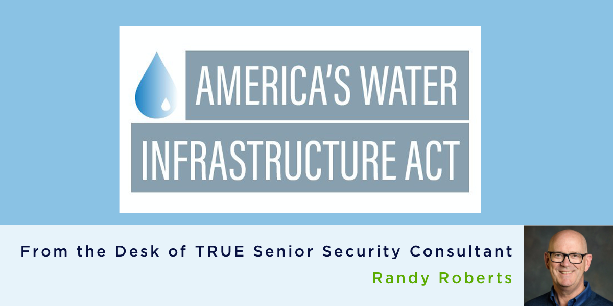 ICS Security and America's Water Infrastructure Act (AWIA)