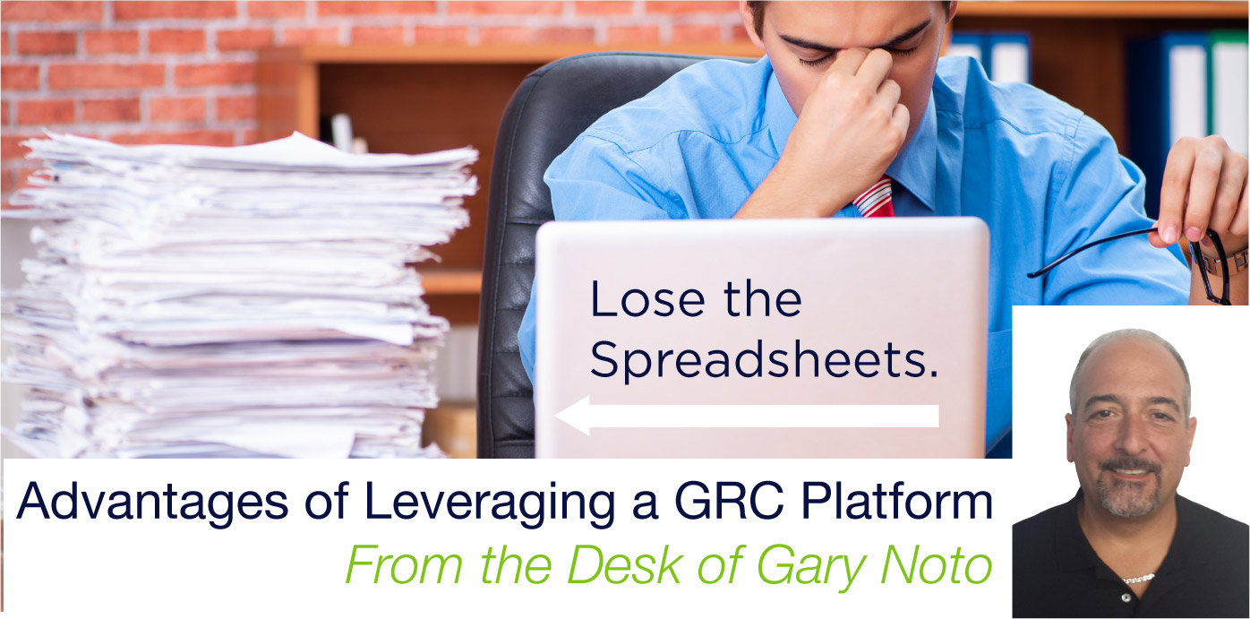 Lose the Spreadsheets