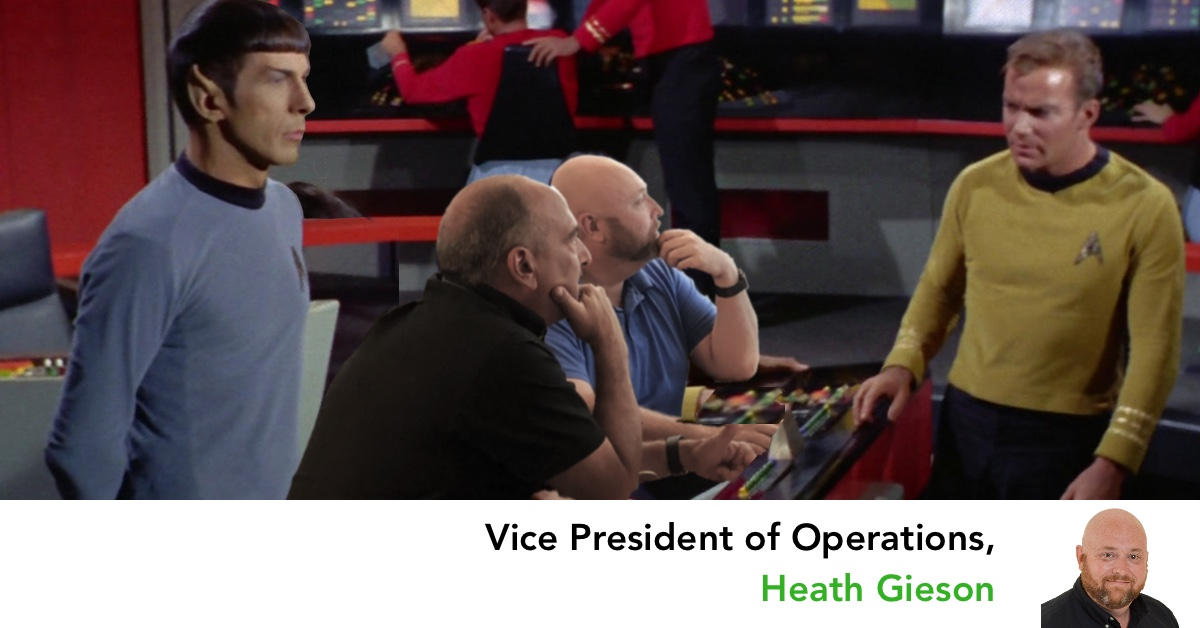 Get to know TRUE's Vice President of Operations, Heath Gieson