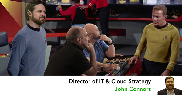 Interview With John Connors, Director of IT & Cloud Strategy